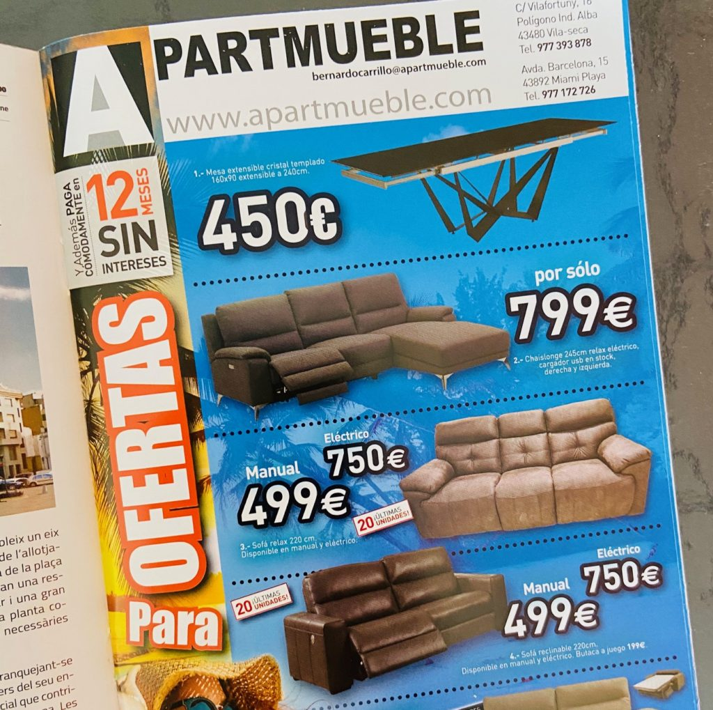 Apartmueble